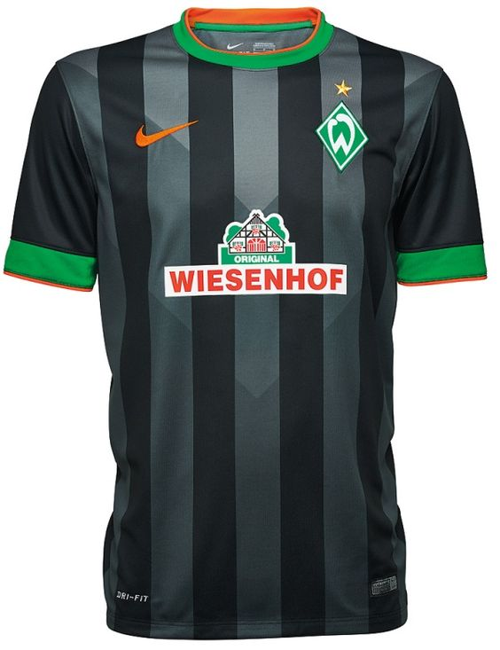 nike roshe run femme blanc - FlagWigs: Werder Bremen German League Third Jersey Shirt Kit ...