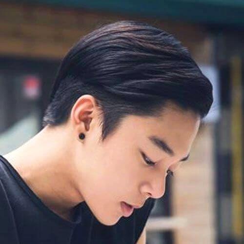 Mens Haircut Style Trick In 2020 Asian Haircut Asian Men