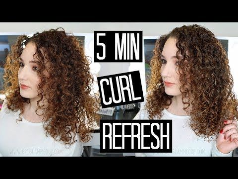 How To Get Rid Of Tangles In Curly Hair