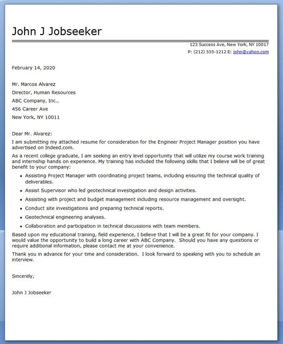 How To Be Interesting In A Cover Letter - indeed com resume search