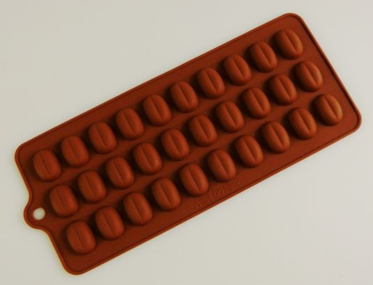 Coffee beans mould £3.20
