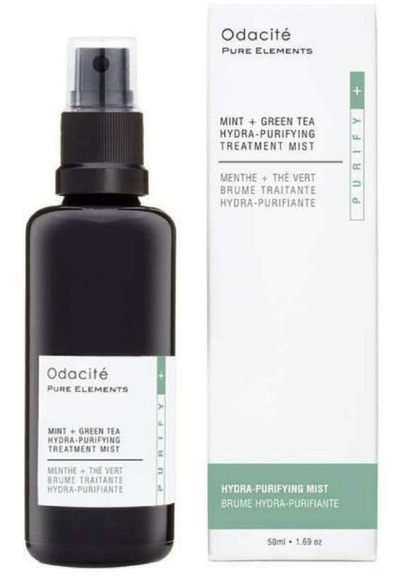 Mint & Green Tea Hydra Purifying Mist