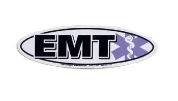 EMT Oval Magnet