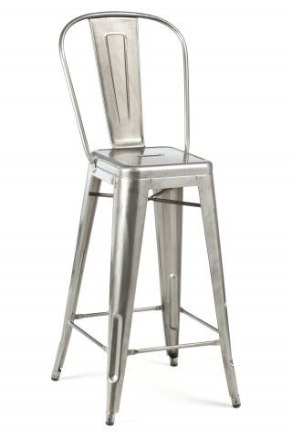 High Back Stool $145 for kitchen