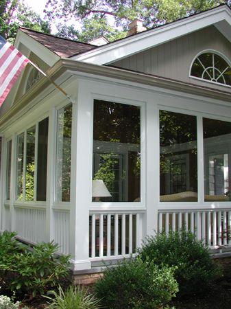 ~Enclosed porch~
