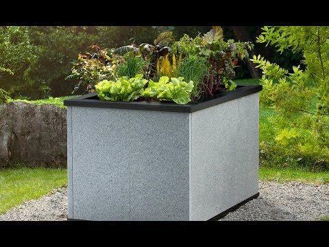 Hochbeet Granit Hochbeet Naturstein Hochbeete Sager Gartengalerie Ag Garten Youtube Hochbeet Natursteine Garten