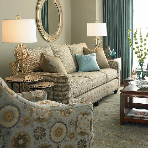 SATURDAY - 5/5/12 - Custom Upholstery Townhouse Sofa