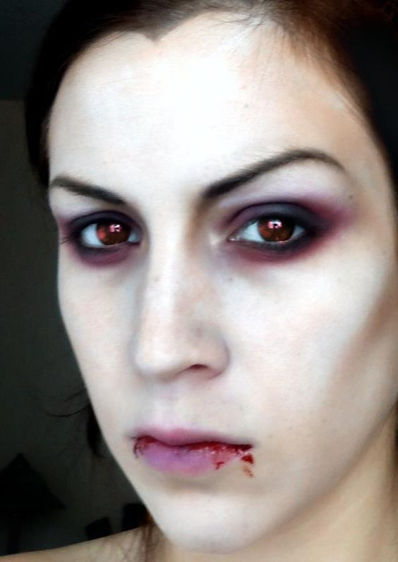 Inspirations Maquillages d'Halloween | Maquillage Cynthia