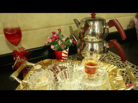 The Turc Turkish Tea طريقة عمل الشاي التركي Youtube