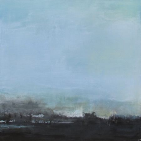Tableau horizon 15 par ark paysages marines abstraits for Agence horizon paysage