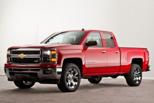 2014 Chevrolet Silverado 1500  Latest New Car Reviews