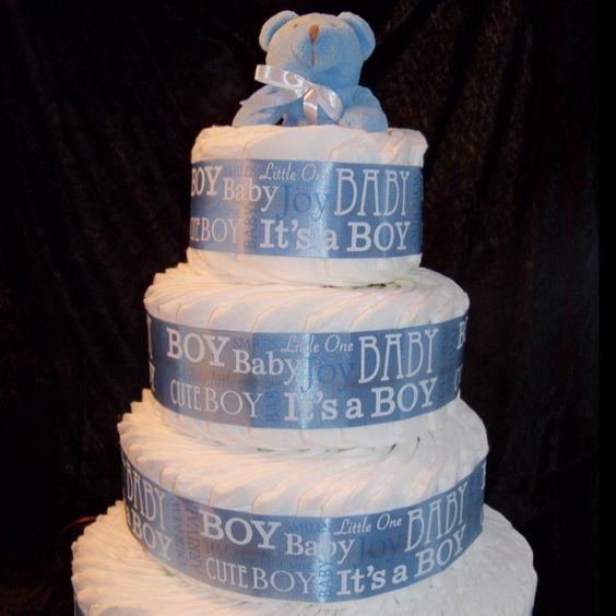 Huge 4 layer cake