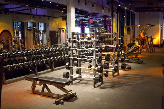The Best Gyms And Health Clubs In New York Best Gym Gym Health Club