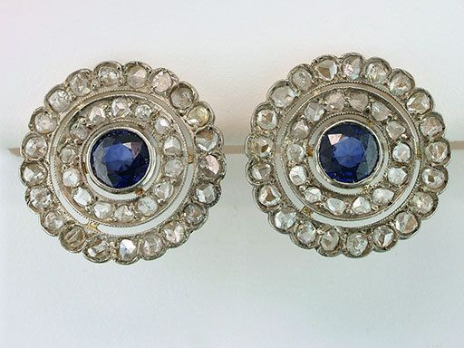 Hey, I found this really awesome Etsy listing at https://www.etsy.com/listing/229044518/vintage-antique-victorian-4ct-sapphire