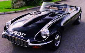 We Like Cars: Jaguar E-Type 50 Anos - Sexo sobre rodas
