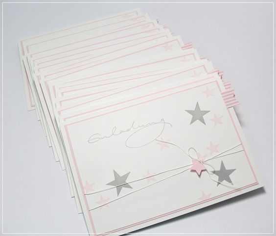 Taufe Danksagung Stern Silhouette Cameo | Karten Glückwünsche | Pinterest |  Danksagungen, Silhouette Cameo Und Silhouetten