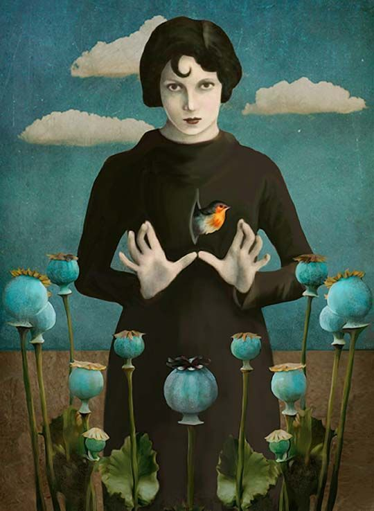 DEMIURGOS by DianaGonzález Se sentó frente al ordenador. Buscó los apuntes. Un hombre de sobretodo azul. Una mujer delgada de ojos negros. Una niña vestida de blanco, con coletas. Los personajes. Su...