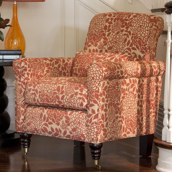 Have to have it. angelo:HOME Harlow Chair - Mango Floral $349.98