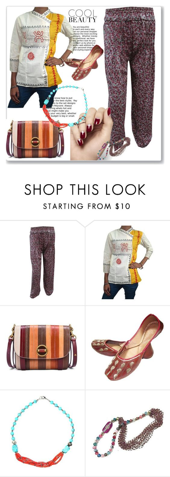 Cool Beauty Style by era-chandok on Polyvore featuring Tory Burch