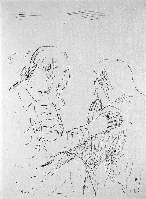 Pierre Bonnard (French, 1867-1947): Original etchings and lithographs