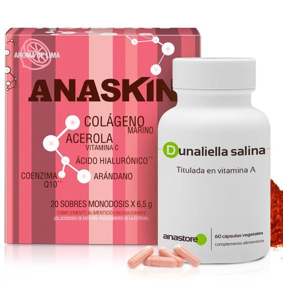 anaskin más vitamina A