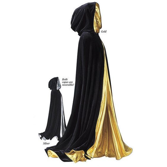 Lame Goddess Cape - New Age & Spiritual Gifts at Pyramid Collection (€90) ❤ liked on Polyvore featuring outerwear, cloak, cape, coats, jackets, cloak cape, cape coat and capes cloaks