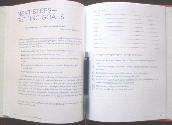 How can planning for your future help you reach your goals?
