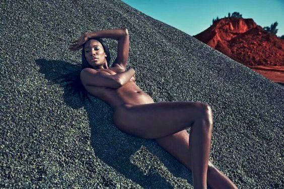 The Body on Venus!