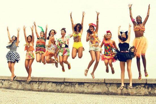Carnaval fashionista! Vem ver o que você encontra nas lojas...