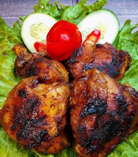 Ayam Bakar Kecap Solo Di 2020 Resep Ayam Ayam Tandoori Resep