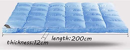 Thick Cotton Mattress Topper 10cm And 12cm White Goose Feather Down Mattress Extra Long Double Bed Single Mattress Buying Thick Mattress Topper Cotton Mattress