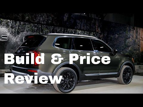 2020 Kia Telluride Review The 2020 Kia Telluride Ex Is A Midsize