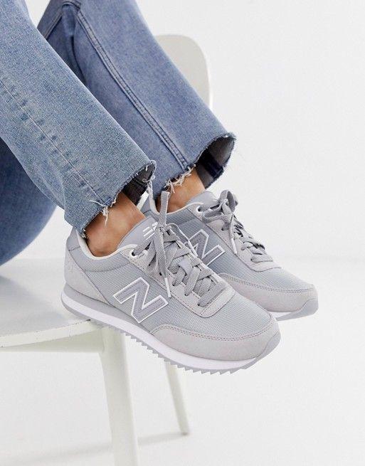 basket blanche femme new balance