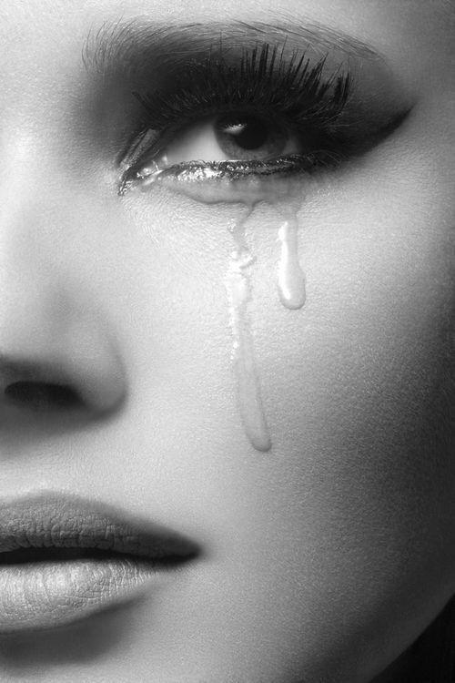 weinende frau gesicht