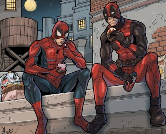 deadpool on pinterest - photo #43