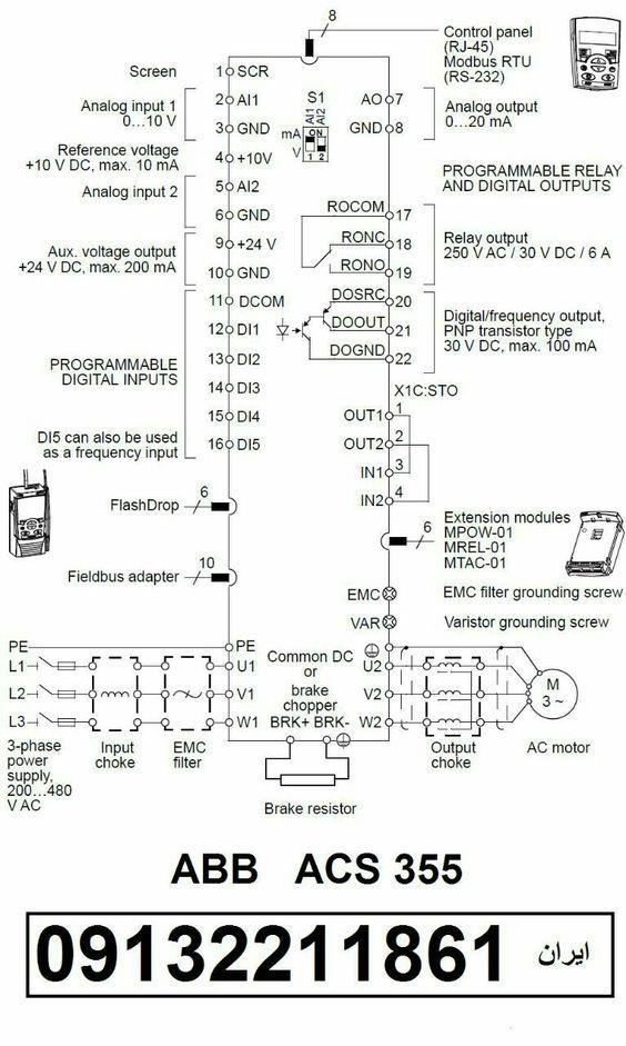 09132211861 مهندس محمدیان تعمیر اینورتر اینورتور اینور تور درایو کانورتر کانورتور Circuit Diagram Control Board Wiring Power Connection Converter Si
