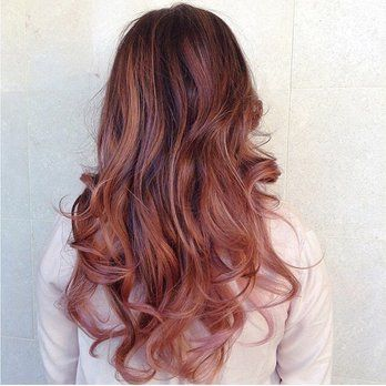 rose gold hair , Google Search