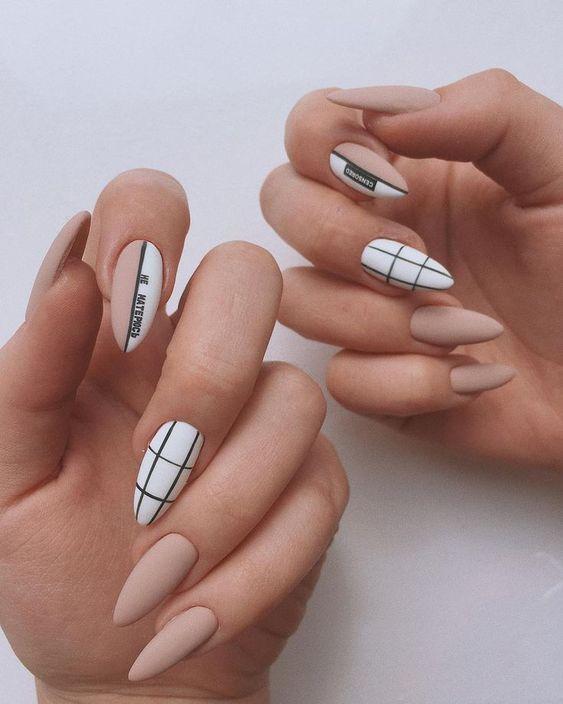 Best Nail Polish Colors For Olive Tan Light Medium Skins Glitter Gel Nails Matte Acrylic Nails Acrylic Nail Designs
