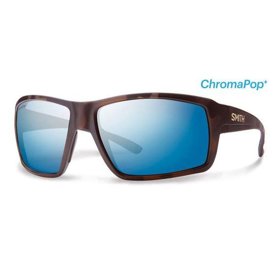 a77f268bad Smith Optics Adult Colson Lifestyle Polarized Sunglasses Matte  Tortoise Blue. Lens options  ChromaPop