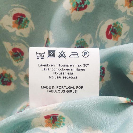 """#ilbuongiornodelvenerdi La vedete questa etichetta? Leggete bene: """"Made for Fabulous Girls"""" ✔️ Ragazze ho fatto la scoperta del secolo! Un sito ricco di vestiti scarpe e accessori fantastici a prezzi buoni! Stay Tuned!✔️✔️"""