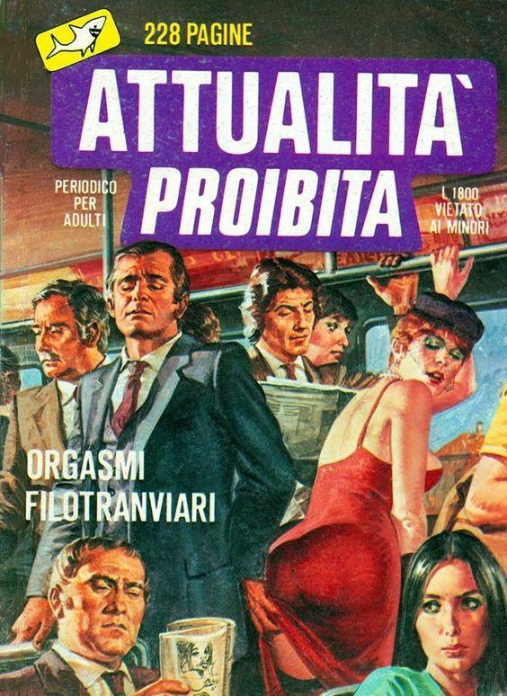 Attualità Proibita (n. 31, dicembre 1984) Emanuele Taglietti