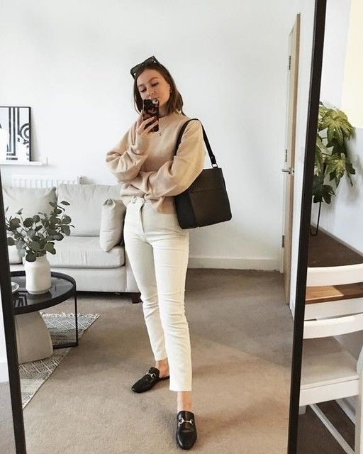 first look sleek hot-selling authentic High Waisted Slim Corduroy Pants   Outfit in 2019   Fashion ...