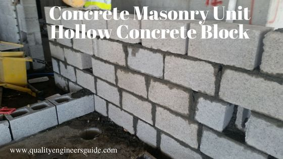 7 Types Of Concrete Block Used In Building Concrete Blocks Types Of Concrete Concrete