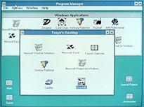 1990–1994: Windows 3.0–Windows NT—Getting the graphics #windows #computers #computer