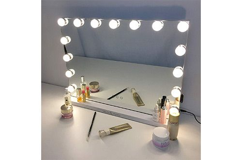 Pin On Top 10 Best Lighted Vanity Mirrors Reviews