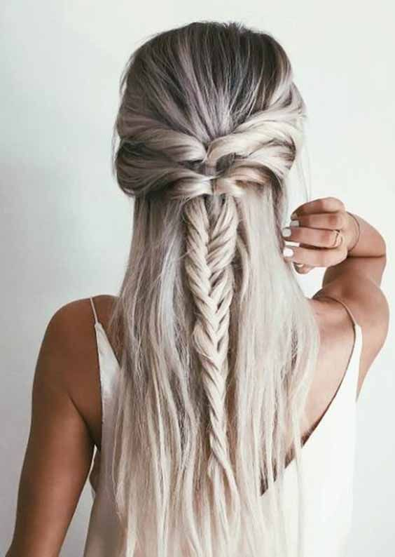 Are You Thinking To Get A Nice Hairstyle But Confused To Select Among The Tons Of Hairstyle Why Don T You Cho Hair Styles Long Hair Styles Long Straight Hair