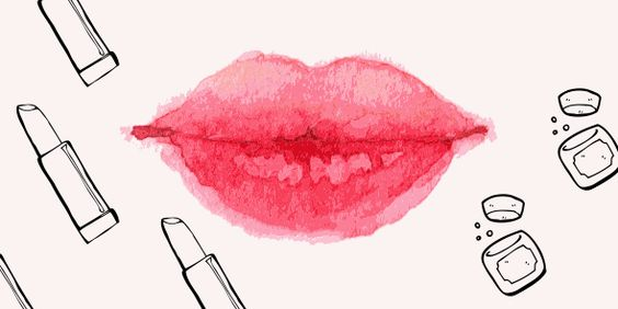 De strijd tegen droge lippen