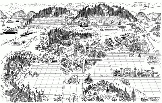Illustrated Vancouver : Photo