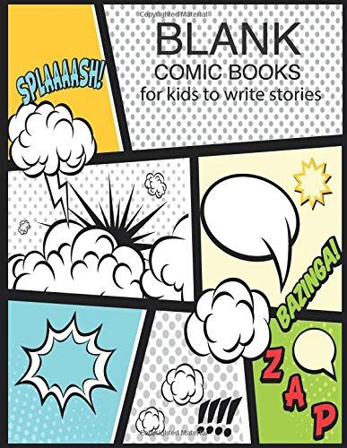 How to write comic books for kids science case studies