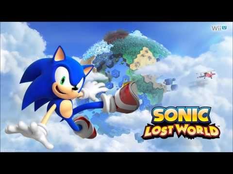 """Sonic Lost World """"Desert Ruins Zone Act 4  Music"""